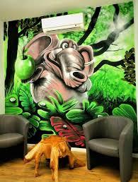 graffiti kunst für die wohnung ideen für die wandgestaltung