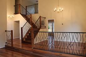 15 Wrought Iron Balusters Design Ideas | Alexander Gruenewald Best 25 Modern Stair Railing Ideas On Pinterest Stair Wrought Iron Banister Balusters Stairs Design Design Ideas Great For Staircase Railings Unique Eva Fniture Iron Stairs Electoral7com 56 Best Staircases Images Staircases Open New Decorative Outdoor Decor Simple And Handrail Wood Handrail