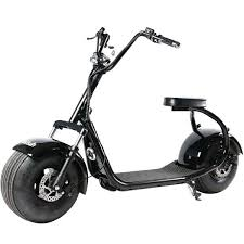 Kush Steezer Adults Electric Scooter With Seat