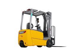 100 Truck Jacks Jungheinrich Electric Threewheel Forklift EFG 216kn