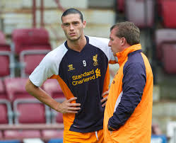 100 Andy Rodgers BRENDAN RODGERS AND ANDY CARROLL THE LYING GAME The