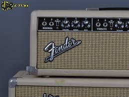 Fender 2x10 Guitar Cabinet by 1964 Fender Tremolux Speaker Cabinet White Tolex