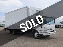 2015 Used Isuzu NRR (20ft Reefer With Liftgate) At Industrial ... How To Operate Truck Lift Gate Youtube 2007 Used Isuzu Npr 16ft Box With Salvage Title At 2018 New Hino 268a 26ft Spring Ride Penske Rental Intertional 4300 Morgan Rentals Moving Trucks Just Four Wheels Car And Van Durastar Liftgate Tif Group Everything 2016 268 Industrial Maxon Demo On Tommy The Original Hydraulic