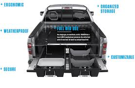 Decked - Truck Accessories Bay Area | Campway's & Truck Tops USA
