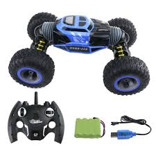 100 Rc 4wd Truck RC Car 4WD Scale Double Sided 24ghz One Key Transformation