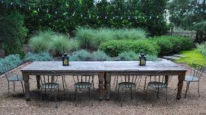 Charming Rustic Outdoor Dining Table Appealing And Chairs Legs Patio