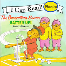 The Berenstain Bears Christmas Tree Dvd by Harper Collins I Can Read Phonics The Berenstain Bears 12