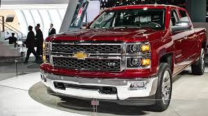 100 Chevy Truck 2014 2013 NAIAS AllNew Silverado Live Photos Autoevolution