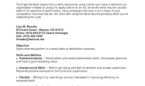 Using I In A Resume Objective by Resume Resume Objective For Retail Favored Resume Objective For