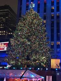 Rockefeller Christmas Tree Lighting 2018 the rockefeller center christmas tree goes live