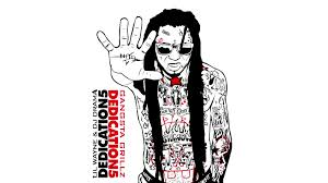 Lil Wayne No Ceilings 2 Album Tracklist by Dedication 5 Page 376