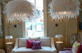 Birds Of A Featheractually Make That Feather Exquisite Chandeliers