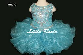 little rosie baby girls pageant br1332 baby girls pageant dresses