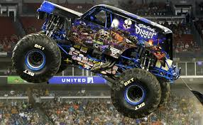 100 Monster Trucks Nashville Coming To Jam