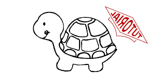 Full Size Of Coloring Pageappealing Turtle Easy To Draw Page Endearing