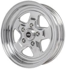 JEGS 66052: Sport Star 5-Spoke Wheel [Size: 15