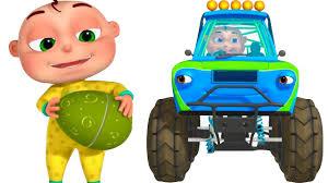 100 Old Truck Driving Songs Five Little Babies Transport Vehicles Surprise Eggs Kids