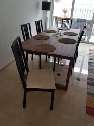 6 X Ikea Borje Dining Chairs, Furniture, Tables & Chairs On Carousell Rattan Ding Chairs Ikea Room Ideas Rare Ikea Urban Designer Chair White Fniture Tables Interesting Oak Teal Top 28 Slipcover Henriksdal Frode Komnit Uk Minimalis Rattan Fniture Amazing Norraryd Black Wishes Ding Chair 4 Chairs Calypso By Wigerdals Vrld On Carousell