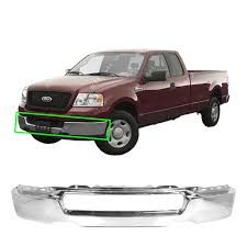 04 Ford F150 Bumpers: Amazon.com Chrome Front Rear Bumpers To Update Your Truck Lmc Youtube Custom Flashback F10039s Headlightstail Lights Partsgrills And Bumpers W Black Wheels Dodge Ram Forum Dodge Forums Classic Industries Releases For 6780 Gm Trucks Stock Photos Images Alamy Cluding Freightliner Volvo Peterbilt Kenworth Kw Reflection Photo Page Everysckphoto New Used Parts American