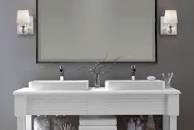 contemporary bathroom wall sconces home design ideas