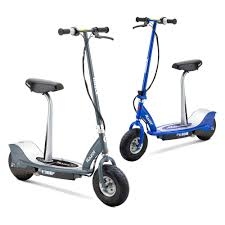 E Series Electric Scooter With Detachable Seat