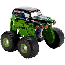 100 Monster Jam Truck Hot Wheels Morphers Grave Digger Vehicle