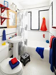 Superhero Inspired Boys' Bathroom DIY Bathroom Ideas, Blue White ... Kids Bathroom Tile Ideas Unique House Tour Modern Eclectic Family Gray For Relaxing Days And Interior Design Woodvine Bedroom And Wall Small Bathrooms Grey Room Borders For Home Youtube Bathroom Floor Tile Unisex Gestablishment Safety 74 Stunning Farmhouse Tiles In 2019 Bath Pinterest Rhpinterestcom Smoke Gray Glass Subway Shower The Top Photos A Quick Simple Guide 50 Beautiful Ideas 34 Theme Idea Decor Fun Photo Plants Light Mirror Designs Low Storage