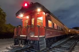 Halloween Express Nashville Tennessee by The Halloween Eerie Express Is The Spookiest Haunted Train Ride In