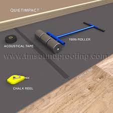 Installing Carpet In A Boat by Sound Proofing Carpet Underlayment Tm Soundproofing