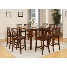 Steve Silver Dining Room 9 Piece Branson Counter Height Dining Room