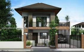Story House Plans by Two Story House Plans Series Php 2014012