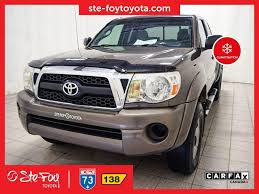 Used Toyota Tacoma 4X4 ACCES CAB GR. ASSISTANCE For Sale - Ste-Foy ... 2017 Toyota Tundra Sr5 57l V8 4x4 Double Cab Long Bed 8 Ft Box 10 Best Used Diesel Trucks And Cars Power Magazine 1990 Tacoma Xtra Sr5 Pickup Truck Rebuilt Engine Twelve Every Guy Needs To Own In Their Lifetime Cars Costa Rica 1981 Truck Pickup Exceptonal New Enginetransmission Heres What It Cost Make A Cheap As Reliable For Sale 2009 Toyota Tacoma Trd Sport 1 Owner Stk P5969a Www The Lweight Ptop Camper Revolution Gearjunkie 2014 For Sale Ccinnati Oh Hilux Comes To Ussort Of Trend