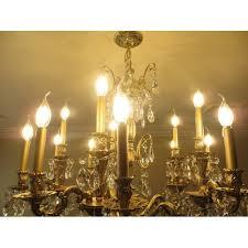 led energy saving filament candle light candelebra light bulb
