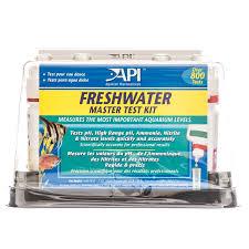 ph aquarium eau douce api api freshwater master test kit aquarium freshwater test kits