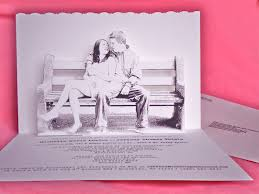Pop Up Wedding InvitationsPhoto Via Things I Love