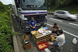 100 Truck Strike Food Fuel Supply Fears As European Truckers Strike The Star