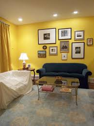 Living Room Paint Ideas Wall Painting For Grey And Yellow Sofas That