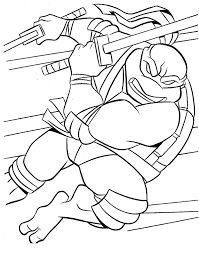 Picture Coloring Pages Ninja Turtles 67 For Download With