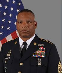 Katy man to be mand Sgt Major for U S Army National Guard