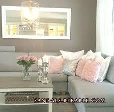 argent de décoration en salon wohnzimmer dekoration