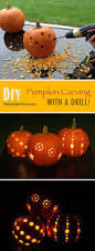 Pumpkin Carving Drill by Pumpkin Carving With A Drill Hometalk