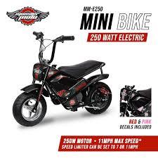 Amazon.com: Monster Moto MM-E250-PR Black/Red/Pink Watt 250 W ...