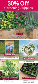 Burpee Gardening: Save 30% On Gardening Supplies | Milled