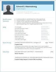 Contemporary Resume Templates Modern Examples Template 2017 Australia
