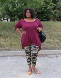 plus size leggings with pattern plus size and proud