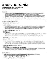 High School Resume For College Application Awesome Samples Students Applying To