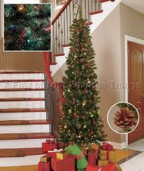 Pre Lit Pencil Christmas Trees by Decorating Awesome Balsam Hill Christmas Trees With Cozy Wood