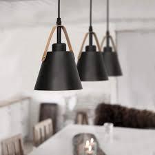 zmh pendelleuchte vintage schwarz 3 flammige hängele aus plastik mit e27 fassung in metall optik pendelle im retro design für schlafzimmer