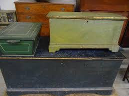 Vintage Tiger Oak Dresser by Arrowheads Mazzone U0027s Auction Service