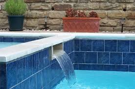make your pool stand out with pool tile replacement pool